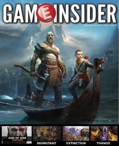 GAMEINSIDER  November (2017)