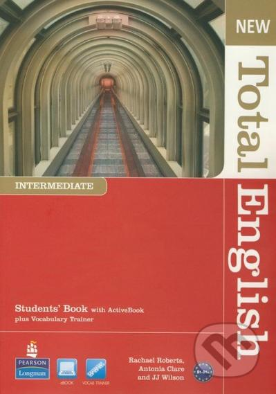 New Total English Intermediate Students Book