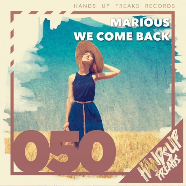 Marious   We Come Back 426020 3784305  2019