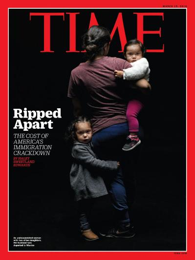 Time International Edition   March 09 (2018)
