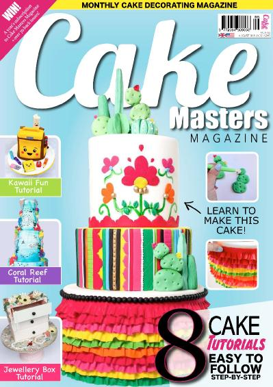 Cake Masters   August (2019)