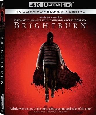 Гори, гори ясно / Brightburn (2019) WEB-DL 2160p | HDR | iTunes
