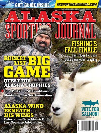 Alaska Sporting Journal   October (2018)