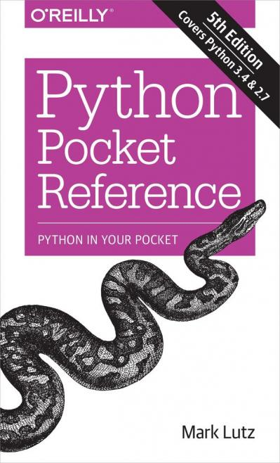 Python Pocket Reference 5th edition