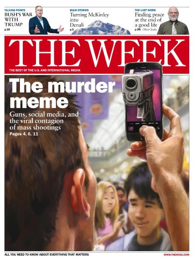 The Week USA   11 September (2015)