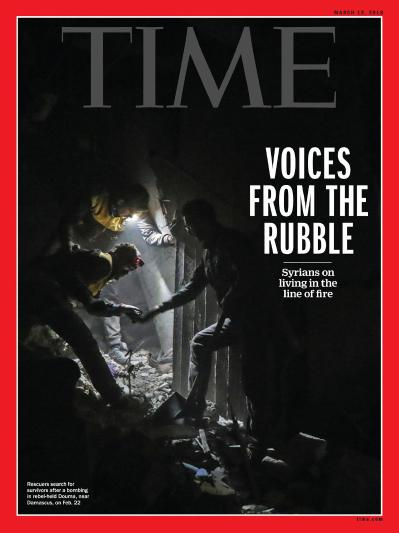 Time International Edition   March 02 (2018)