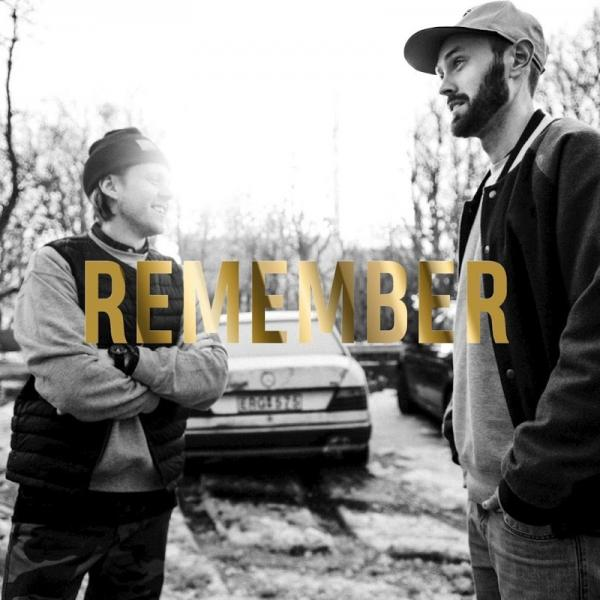 Professor P and DJ Akilles Remember  2019