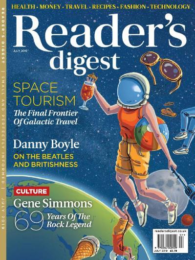 2019 07 01 Readers Digest UK