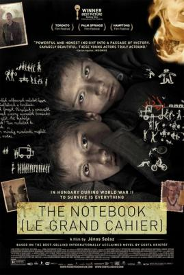 Толстая тетрадь / The Notebook / A nagy füzet (2013) WEB-DL 1080p