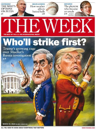 The Week USA   March 30 (2018)