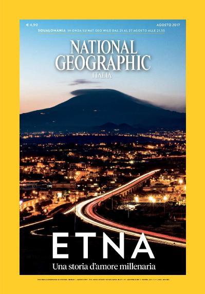 National Geographic Italia  Agosto (2017)