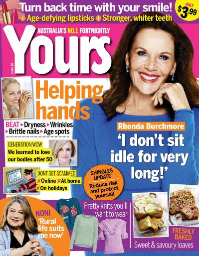 Yours Australia  Issue 86 (2017)
