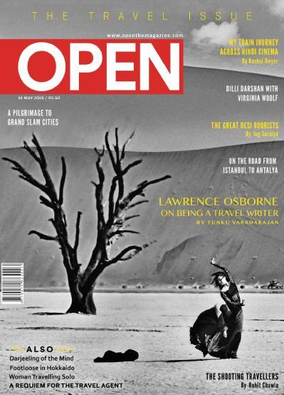 Open Magazine  May 14 (2018)
