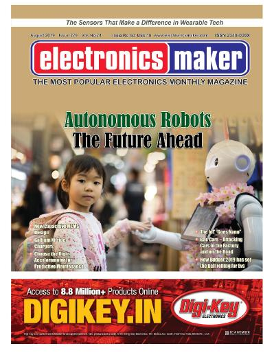 Electronics Maker Magazine   August (2019)