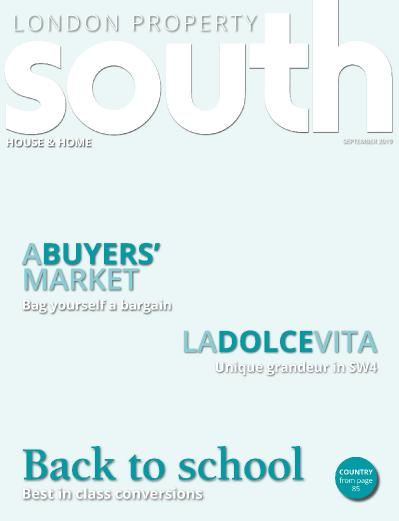 London Property South House & Home   September (2019)