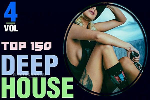 Top 150 Deep House Vol 4 (2019)