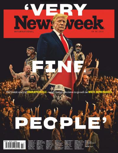 Newsweek International   09 08 (2019)