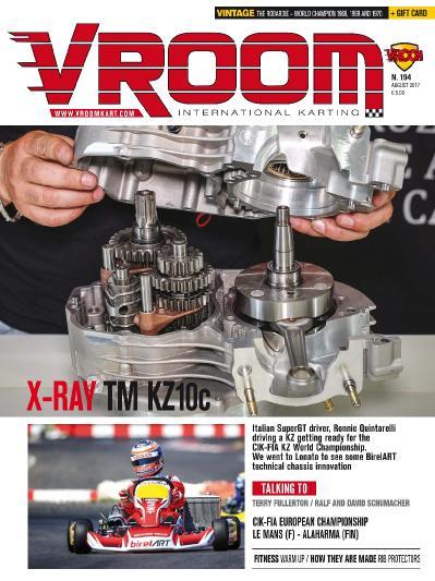 Vroom International  Issue 194  August (2017)