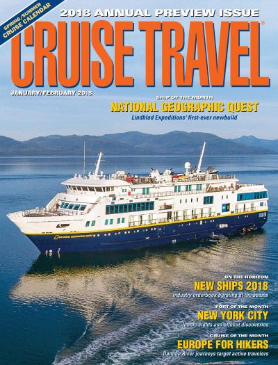 Cruise Travel  December 16 (2017)