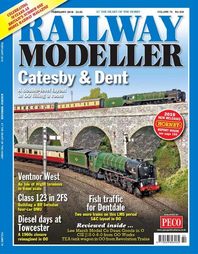 Railway Modeller   February (2019)