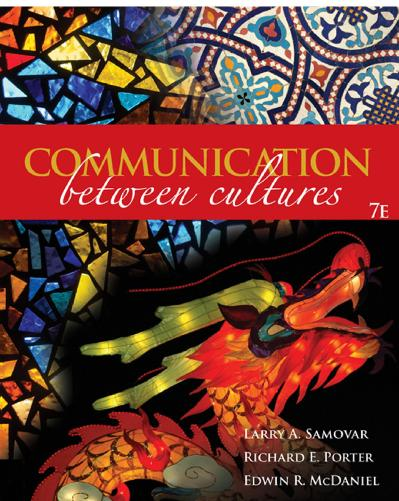Communication Between Cultures Ed 7