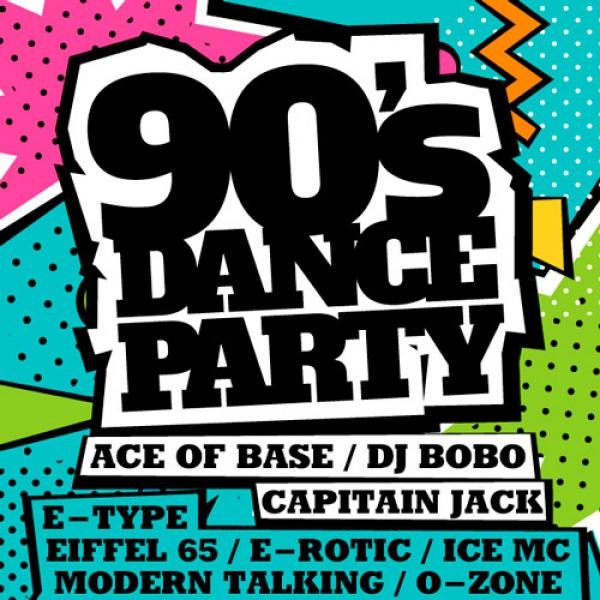 Various Artists   90s Dance Party