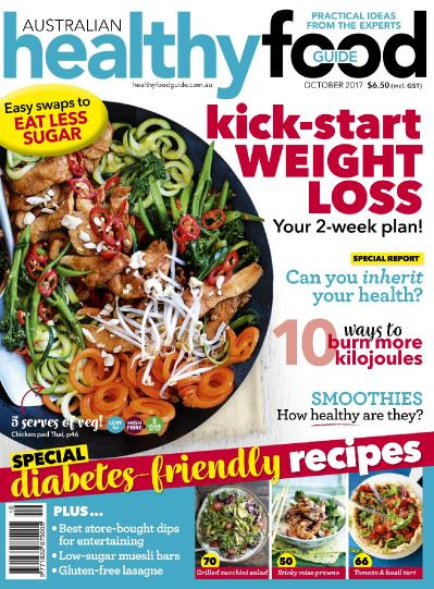 Australian Healthy Food Guide  October (2017)