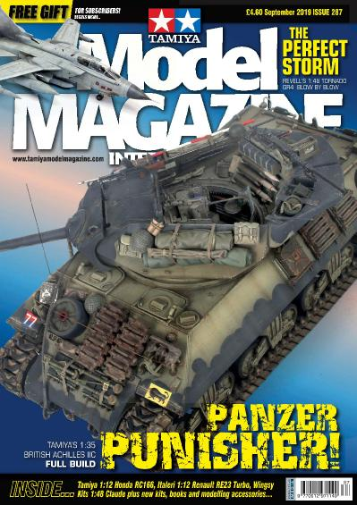 Tamiya Model Magazine   September (2019)