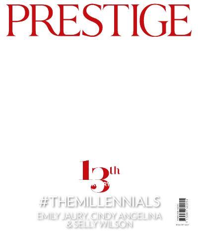 Prestige Indonesia  July (2017)