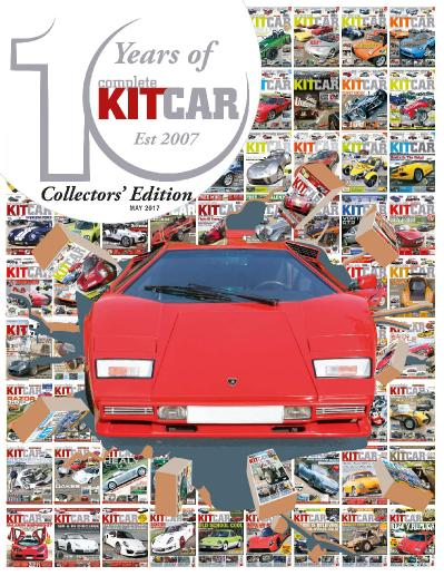 Complete Kit Car  May (2017)
