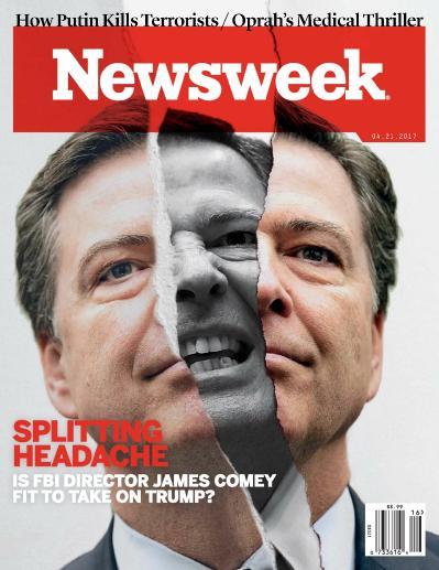 Newsweek USA April 21 (2017)
