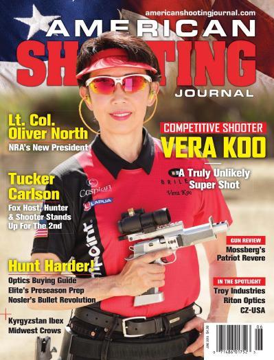 American Shooting Journal   June (2018)