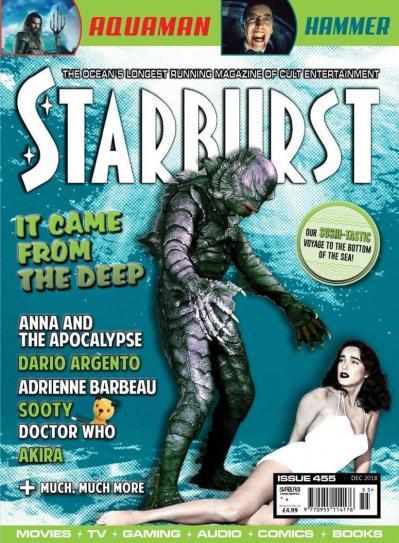 Starburst   December (2018)