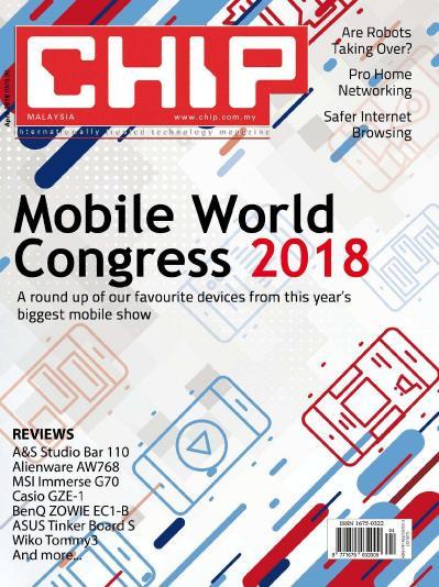 Chip Malaysia   April (2018)