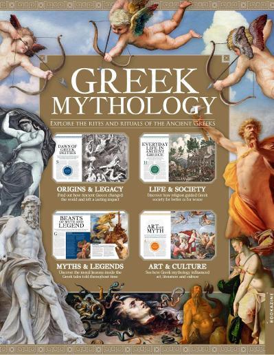 Greek Mythology  August (2018)