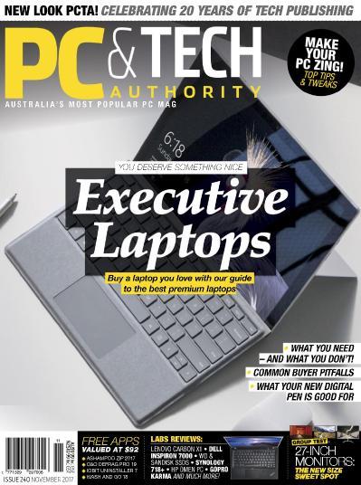 PC & & Tech Authority  November (2017)