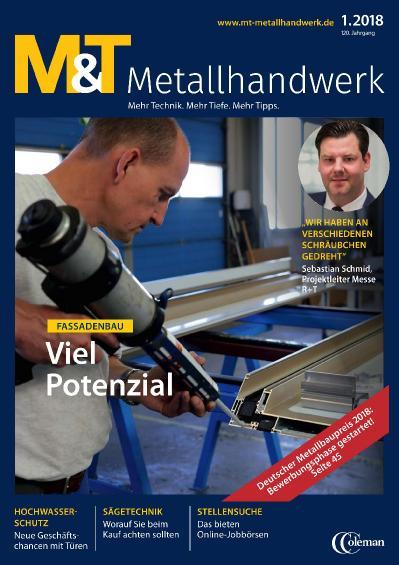 M & & T Metallhandwerk  Januar (2018)
