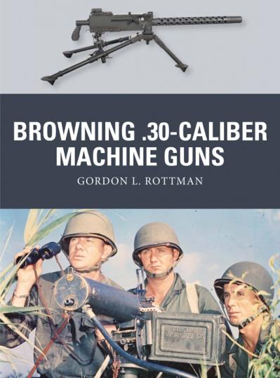 Browning  30 caliber Machine Guns, Book 32 (Weapon)