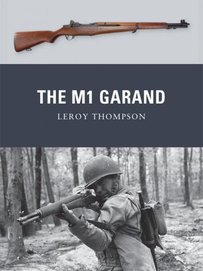 The M1 Garand, Book 16 (Weapon)