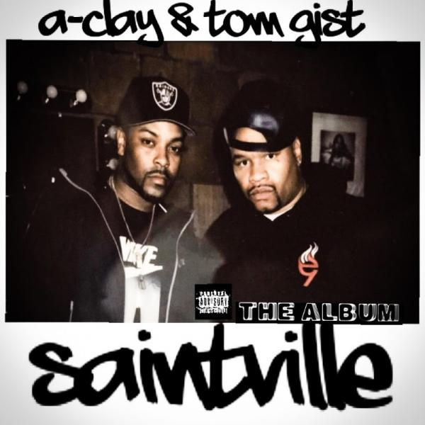 SaintVille A Clay and Tom Gist SaintVille the (2019)