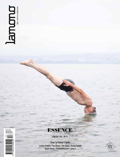 Lamono Magazine   Issue 117 (2018)