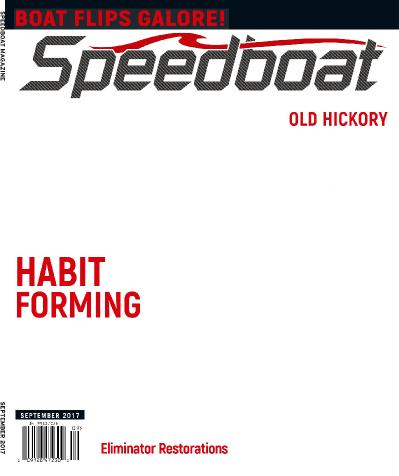 Speedboat Magazine  September (2017)