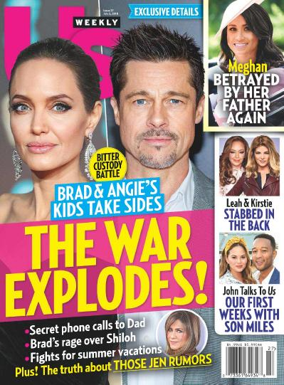 Us Weekly   July 02 (2018)
