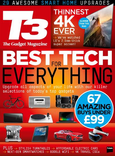 T3 UK  Issue 270  July (2017)
