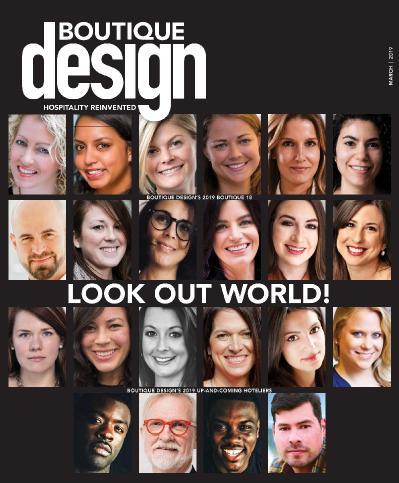 Boutique Design   March (2019)