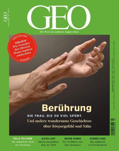 Geo Germany  Juli (2017)
