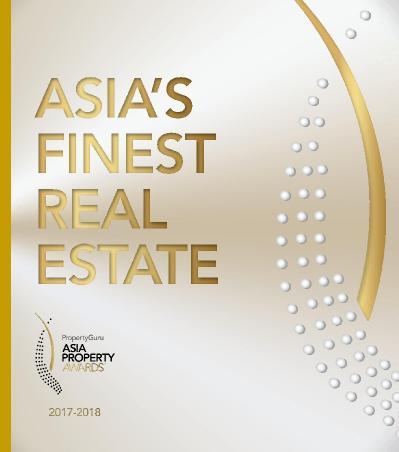 Asia Property Awards  February 01 (2018)