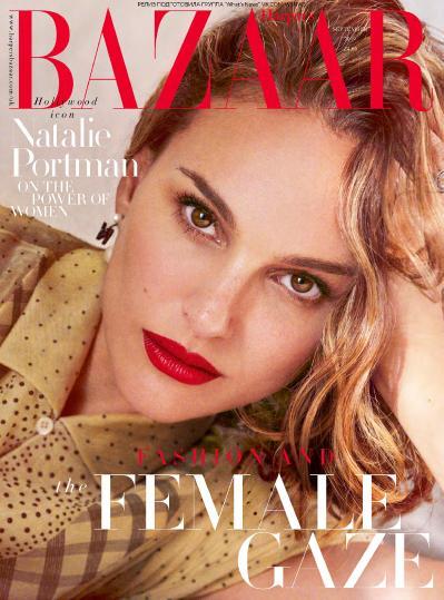 Harper ' s Bazaar UK   09 (2019)