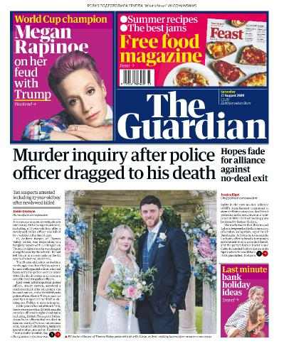 The Guardian   17 08 (2019)