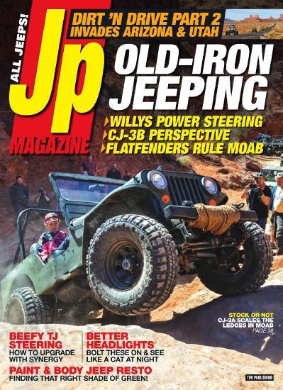 JP Magazine   October (2018)